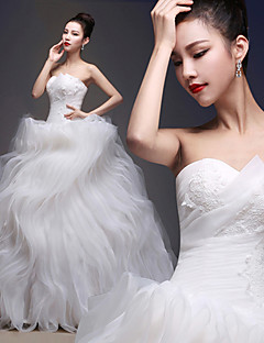 Ball Gown Wedding Dress Floor-length Sweetheart