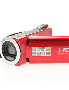 8 Megapixels Digital Video Camera 720P HD Video 4X Digital Zoom 2.7 Inch LCD Display Mini Camcorder HDV-882