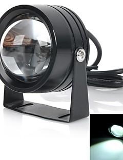 10w LED 자동차 조명 / 오토바이 헤드 램프 화이트 4500K의 1200lm를 exled - 블랙
