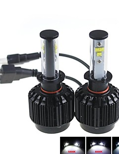LED - Huvudlampa ( 6000K/8000K/5000K Bilar