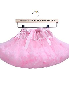 Girl's Cute Pure Bitter Fleabane Skirts