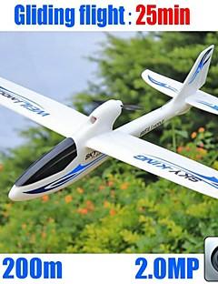 cielo f959 wltoys rey construir-en-hd cámara 3channels rc avión de ala fija avión rtf