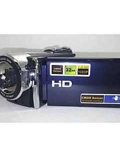 Videocámara - Pantalla - 5.0 MP CMOS - 2.8 Zoll - 12x - 720P/HD/Anti golpe/Foto fija Captura