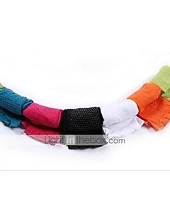 algodão yoga cinco dedos meias de dedos
