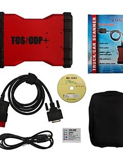 無料のkeygenのサポートwin8とプロ+ tcscdp最新v2014.02赤色のBluetooth vd600