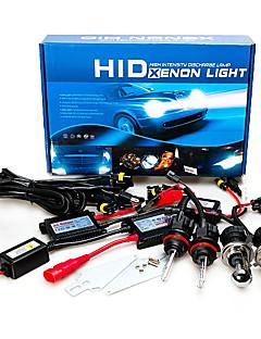 12V 55W H4 AC Hid Xenon Hight / Low Conversion Kit 30000K