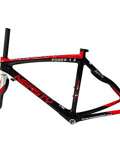 Neasty Brand 700C Full Carbon Fiber Bike Frame and Fork 3K/12K Weave 50/52/56CM