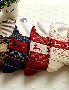 Women Wool Ultra Warm Socks 1 pair