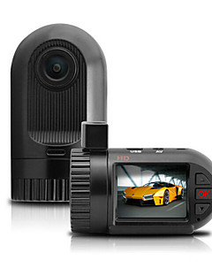 CAR DVD - 5.0 MP CMOS - 2560 x 1920 - Full HD/Video Out/G-Sensor/Vidvinkel/720P/1080P/HD/Anti-Shock/Still Foto Optagelse