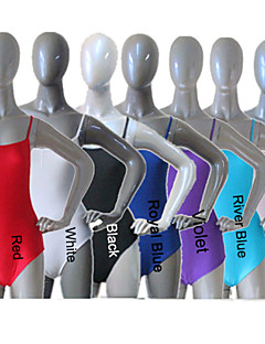 Nylon Lycra Camisole Leotards with Drawstring Front More Colors for Ladies and Girls