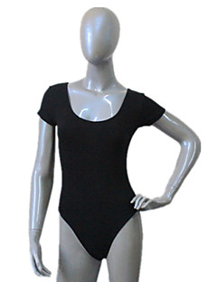 Cotton/Lycra Cap Sleeve Leotards with Drawstring Front More Colors for Girls and Ladies