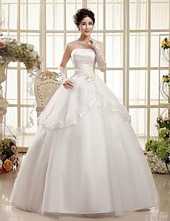 Magnifique robe de mariée en tulle