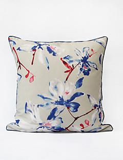 Accent / décoration / pays / casual / rétro floral / toile taie d'oreiller / oreiller / jette couverture / oreiller