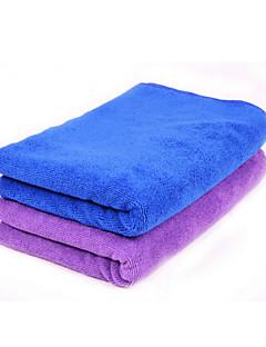 ccsx microfiber för rengöring av bilar tjockna absorberande handdukar set om 2 st (# ccm-019)