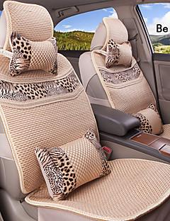 Summer Viscose Fiber 10 PCS Set All Seasons General Universal Fit Car Seat Covers Protection Seat