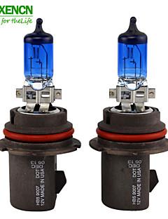 xencn 9007 HB5 12v 65 / 55w 5300K xenón ven diamante azul bombillas coche ligero del faro reolace actualización lámpara halógena