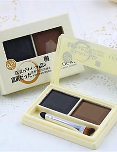 poudre de sourcil imperméable lideal® 2 couleur parfaite