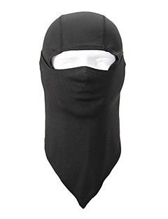 Balaclava Bike Waterproof / Breathable / Dust Proof Unisex 100% Polyester