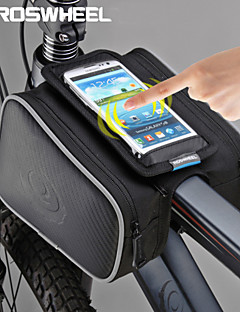 Bolsa para Quadro de Bicicleta / Bolsa Celular (Others , PVC / Póliester 600D) Multifuncional / Touch Screen Ciclismo