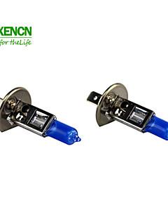 xencn h1 12v 55w 5300K blauwe diamant lichte auto koplamp halogeen super witte koplamp