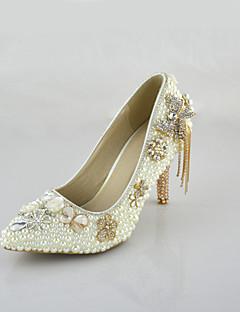 Chaussures de mariage - Blanc / Champagne - Mariage / Habillé / Soirée & Evénement - Talons - Talons - Homme