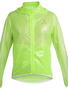 WOLFBIKE® Cycling Jacket Women's / Men's / Unisex Long Sleeve Bike Waterproof / Windproof / Rain-Proof / Back PocketRaincoat/Poncho /