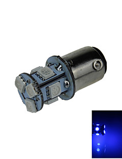 1X  Blue 1157 BAY15D 8 5050 SMD LED Brake Turn Signal Rear Light Bulb Lamp DC 12V E001