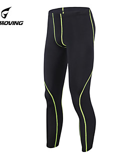 Running Tracksuit / Leggings / Pants/Trousers/Overtrousers / Compression Clothing / Bottoms Men'sHigh Breathability (>15,001g) / Moisture