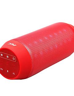 BQ-615 High Quality LED misfarve Bluetooth højttaler med TF Port / FM Radio for Iphone/MP3/Computer m.fl. (assorteret farve)