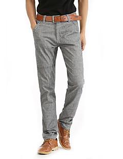 Men's linen trousers 8255