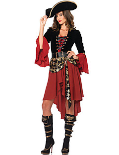 Cool &  Retro Halloween Female Pirate Costumes