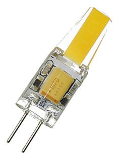 4W G4 LED-lampa T 4 Högeffekts-LED 480-560 lm Varmvit / Kallvit Dekorativ DC 12 / AC 12 / DC 24 / AC 24 V 1 st