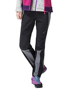 לנשים מכנסיים תחתיות מחנאות וטיולים דיג טיפוס ספורט פנאי רכיבה על אופניים/אופנייים ספורט שלג חוצה מדינות ריצהעמיד למים נושם שמור על חום