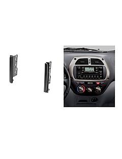 2 din autoradion suluissa toyota stereot pääyksikön viiva asennus cd dvd kit trim