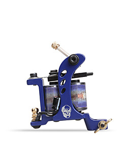 10 wrap coils ijzer tattoo machine liner pistool