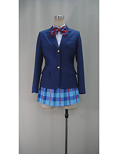 Love Live  Sound Nogizaka School Girl Uniforms Cosplay Costume