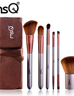 6 st Cosmetic Brush Set Makeup Tools