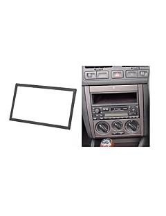autoradion fascia for Volkswagen Passat Bora golf stereo facia keskusyksikkö asentaa fit kojelauta Kit dvd cd trim