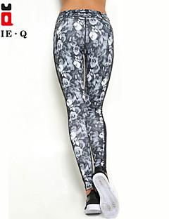 מכנסי יוגה לנשים גרביונים / M / L של יוגה לנשימה / מהירה יבשה