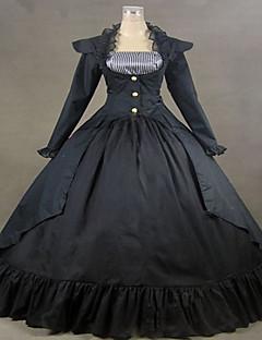 Steampunk®19th Century Victorian Gothic Lolita Dress Gown Renaissance Faire Clothing