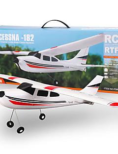 WLtoys f949 2.4g 3ch Cessna 182 micro rc vliegtuig bnf zonder zender