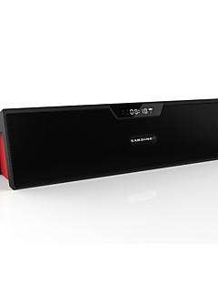 2015 Newest Portable Wireless SARDINE Speaker With alarm clock and FM Radio SDY019
