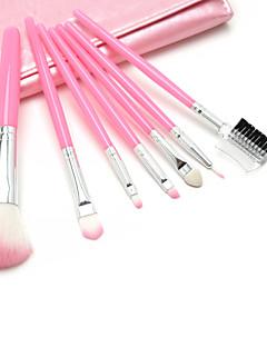 Altro 1Set di pennelli / Pennello per cipria / Pennello per ombretto / Pennello per labbra / Pennello applicatore per eyeliner / Pennello