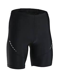 Running Shorts / Tights / Bottoms Men'sBreathable / Moisture Permeability / Quick Dry / Antistatic / Compression / Lightweight Materials