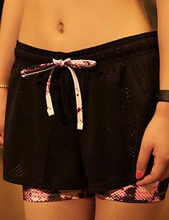 Yoga Pants Fundos / Calças / Shorts / Shorts largos Respirável / Elástico / Macio Caído Stretchy Wear Sports Mulheres OutrosIoga /