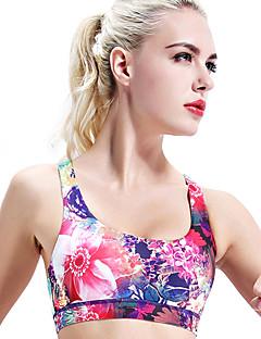 Muut ® Jooga Topit Kosteuden läpäisevä / Kevyet materiaalit Venyvä Nettikauppa Jooga / Pilates / Kuntoilu / Juoksu Naisten koot