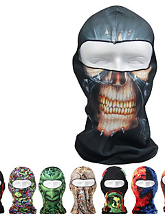 Bike/Cycling Face Mask/Mask Unisex Breathable / Ultraviolet Resistant / Dust Proof / Sunscreen Free Size Camping & Hiking / Cycling/Bike