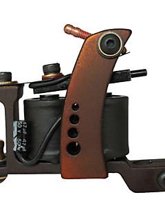 dello shader ferro macchina tatuaggio 10 bobine dell'involucro