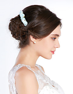 Lovely Paper Flower Wedding Flower Girl Combs/ Headpiece