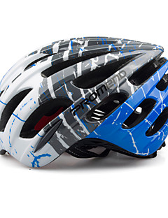 Hora / Cesta / Sporty - Unisex - Cyklistika / Horská cyklistika / Silniční cyklistika / Rekreační cyklistika - Helma (Žlutá / Bílá /